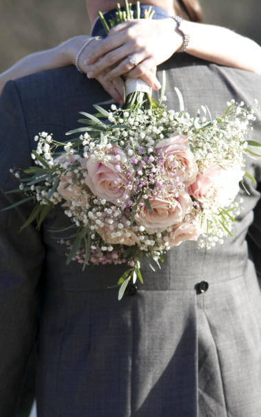 picture of bride's bouquet